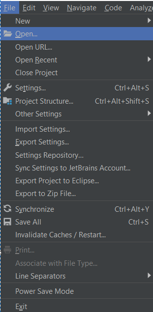 Create a Salesforce project with IntelliJ IDEA, Illuminated
